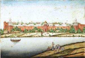 Seventeenth-Century Drain Discovered in Delhi