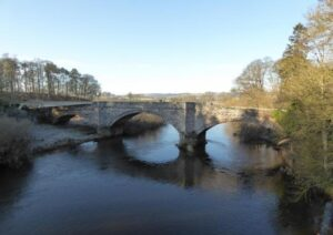 Ancrum Old Bridge