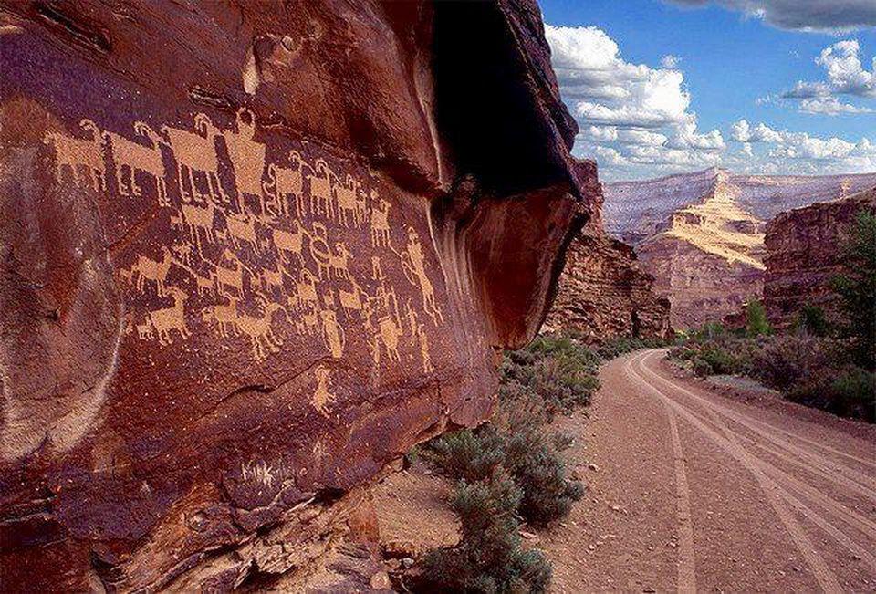 'World's longest art gallery' makes Nine Mile Canyon unique